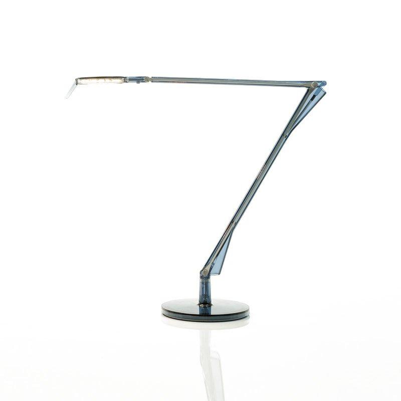 Lampada da Tavolo Kartell Aledin Tec Dimmer Blu 9190 BL | My Lamps