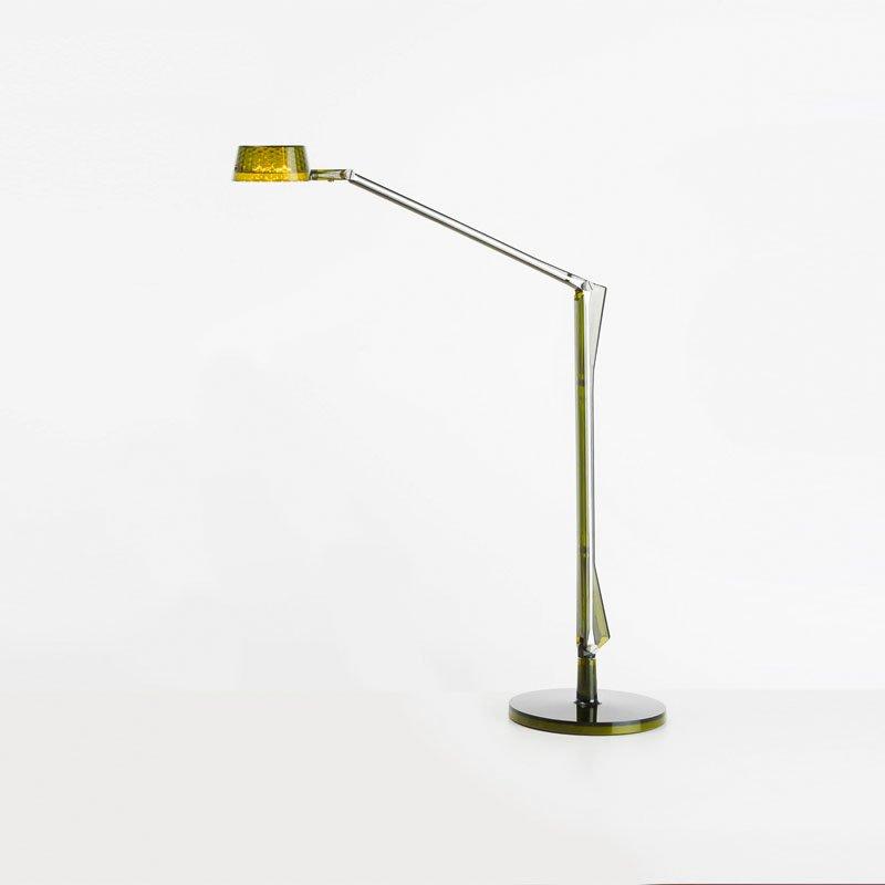 Lampada da Tavolo Kartell Aledin Dec Dimmer Verde 9195 Ve | My Lamps